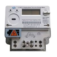 Single-phase Multi-tariff Energy Meter